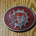Soilwork belt buckle