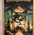 Blind Guardian A TWIST IN THE MYTH framed fabric poster