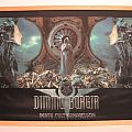 Dimmu Borgir DEATH CULT ARMAGEDDON wooden framed textile poster