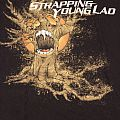 Strapping Young Lad TREE t shirt