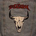 Bison - Battle Jacket - Drawing Kutte 2.0