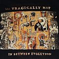 The Tragically Hip - In Between Evolution - Tour Shirt