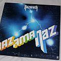 Nazareth - Tape / Vinyl / CD / Recording etc - NAZARETH - Razamanaz - Vinyl