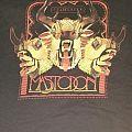 Mastodon the hunter 2011 tour short sleeve shirt