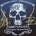 goatwhore carving out the eyes of God signed  Tape / Vinyl / CD / Recording etc