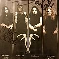 Fear factory Mechanize signed by Dino and Gene hoglan  Tape / Vinyl / CD / Recording etc