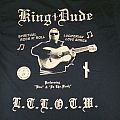 King dude in the flesh shirt