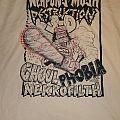 Weapons of mosh destruction in 3d 2015 tour shirt