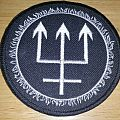 Watain - Patch - Watain Death patch