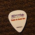 Exodus lee altus flyers guitar pick Other Collectable