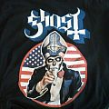 Ghost uncle papa 2013 us tour shirt