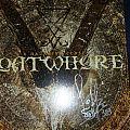 "goatwhore a haunting curse 12"" signed vinyl"
