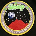 Sleep 2015 tour patch
