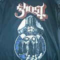 Ghost north american 2014 us tour shirt
