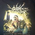 Cattle Decapitation monolith of inhumanity shirt