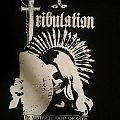 Tribulation Motherhood of god tshirt