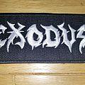 Exodus logo patch