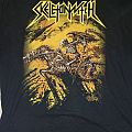 Skeletonwitch 2014 tour shirt
