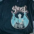Ghost opus eponymous 2012 tour shirt