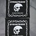Eyehategod southern discomfort printed patches