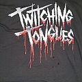 Twitching Tongues logo shirt