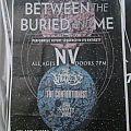 between the buried and me tour poster
