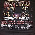 Mayhem Fest 2009 bootleg shirt