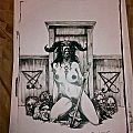 Tony karnes goatwhore altar print. Other Collectable