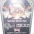 Heritage/hunter tour poster