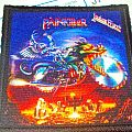 Judas priest pain killer printed patch