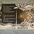 Goatwhore Constricting Rage of the Merciless Black vinyl  Tape / Vinyl / CD / Recording etc
