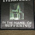 Eyehategod in the name of suffering patch