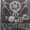Soilent green skeleton patch 4x7