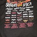 Mayhem fest 2012 tour bootleg shirt 2