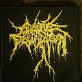 Cattle decapitation logo patch