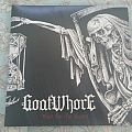 Goatwhore Blood For The Master Clear black/red splatter Vinyl  Tape / Vinyl / CD / Recording etc