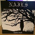 Nails Unsilent Death black vinyl Tape / Vinyl / CD / Recording etc