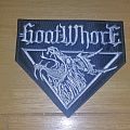 Goatwhore embroidered dragon patch