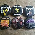Black Sabbath - Pin / Badge - Sabbath Worship