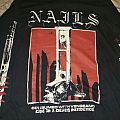 Nails Life Is a Death Sentence longsleeve TShirt or Longsleeve