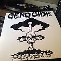 GENOCIDE - The Stench of Burning Death - LP Tape / Vinyl / CD / Recording etc
