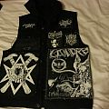 Black Death Battle Jacket