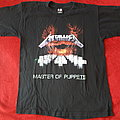 Metallica - Master of Puppets TShirt or Longsleeve