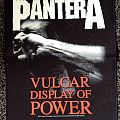 Pantera backpatches