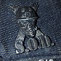 S.O.D. pin Pin / Badge