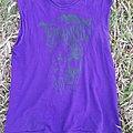 Tyrannic - purple shirt
