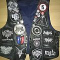 ARCHGOAT - Battle Jacket - Leather vest front update