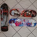 DEATH, OBITUARY, SODOM skateboard decks Other Collectable