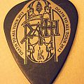 DEATH to all tour 2012 guitar pick Other Collectable
