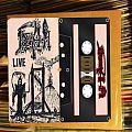 Death - Tape / Vinyl / CD / Recording etc - DEATH - live promo Lp